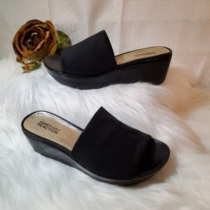 Wedge Sandals Kenneth Cole Reaction Sz 7.5